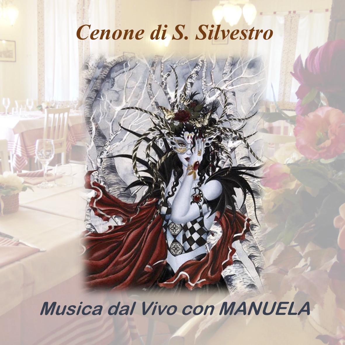 Cenone di San Silvestro – 31 Dicembre 2019